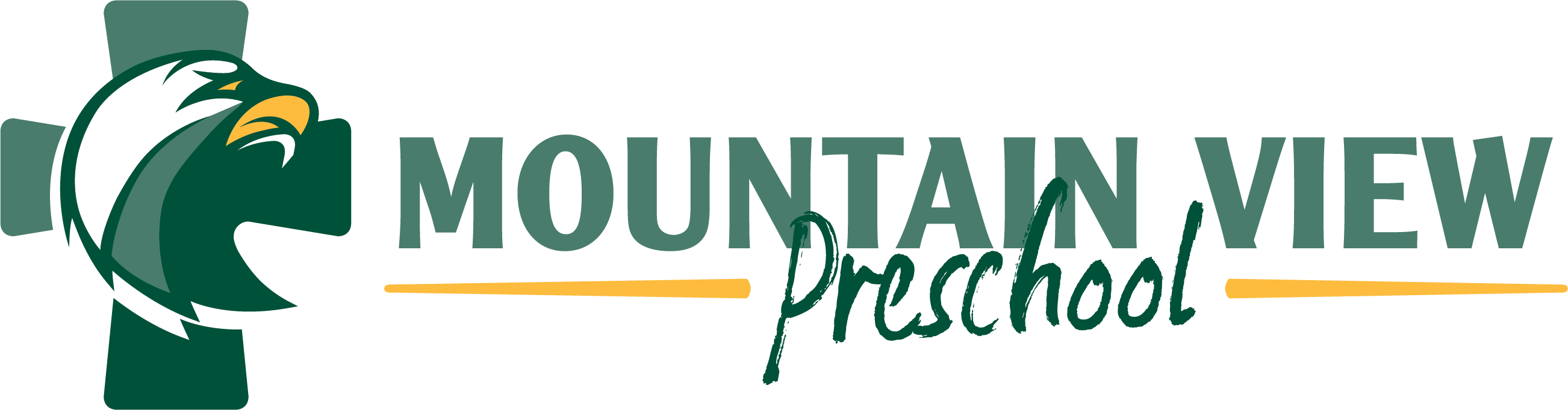 Mountain View Preschool Logo
